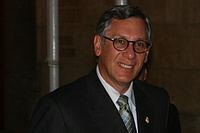 Eduardo Rodríguez Veltzé en la XV Cumbre Iberoamericana.jpg