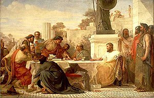 Emperor and Galilean - Julian the Apostate was the last non-Christian Roman emperor and tried in vain to suppress Christianity and bring the empire back to its ancient religion.