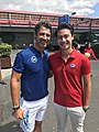 Edward Russell with Patrick Mouratoglou.jpg