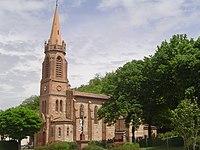 Eglise Sainte Christine Lacroix-Falgarde.JPG