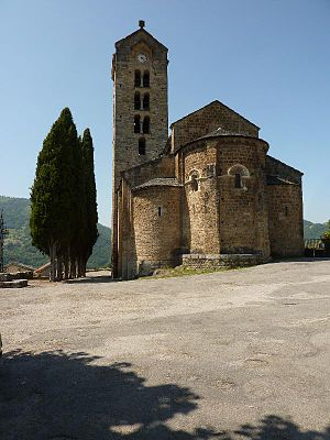 Unac - The church in Unac