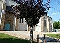 Eglise de Bruges (Pyrénées-Atlantiques) vue 3.JPG