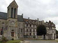 Eglise et château d'Ambleville.JPG