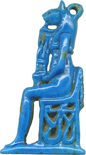 File:Egyptian - Seated Bastet - Walters 481553 - Left.jpg