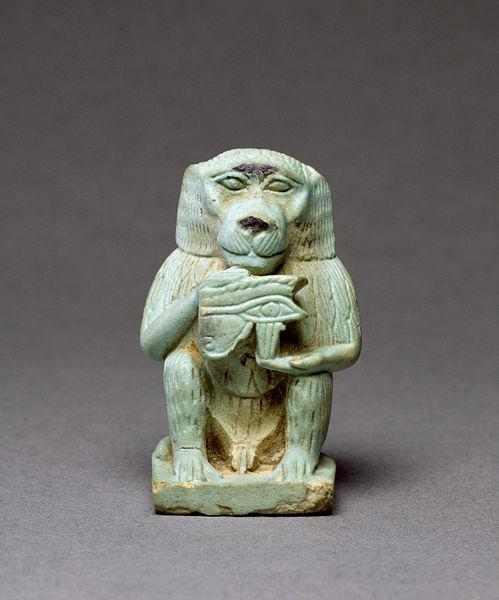 File:Egyptian - Thoth-Baboon - Walters 481543.jpg