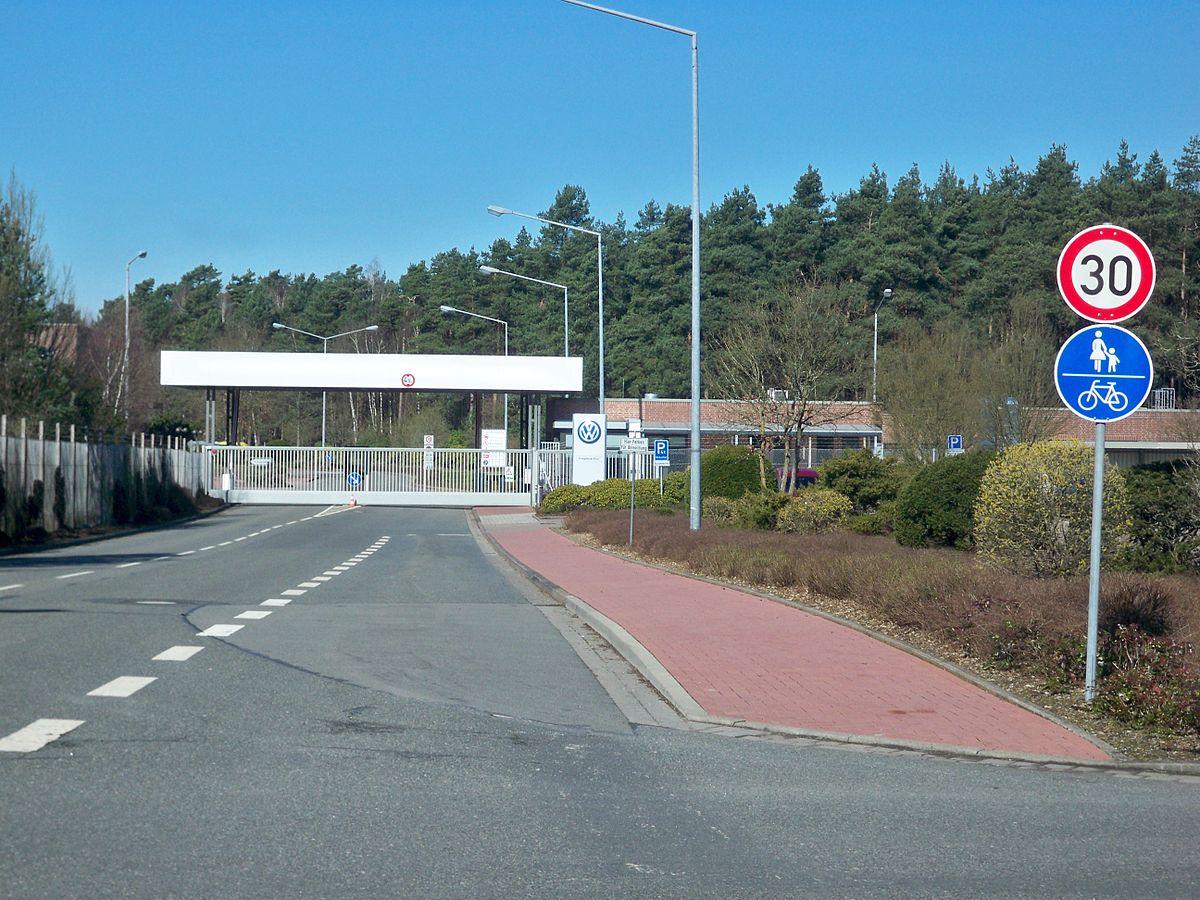 Testgel nde ehra lessien wikipedia for Garage volkswagen munster