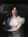 Ekaterina Alexandr. Mirkovich (nee Chicherina) by V. Borovikovskiy (1808, GIM).jpg