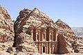 El Monasterio, Petra, Jordania, 2011-09-30, DD 01.JPG