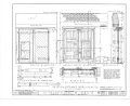 El Palacio Real de Santa Fe, Palace Avenue, Santa Fe, Santa Fe County, NM HABS NM,25-SANFE,2- (sheet 15 of 26).png