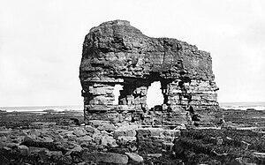 Elephant Rock, Hartlepool - The Francis Frith photo
