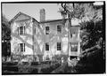 Elizabeth Barnwell Gough House, 705 Washington Street, Beaufort, Beaufort County, SC HABS SC,7-BEAUF,34-19.tif