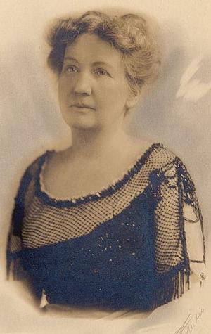 Ellen Churchill Semple - Semple in 1914