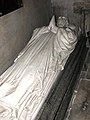 Ely Cathedral - monument in choir aisle - geograph.org.uk - 2168403.jpg
