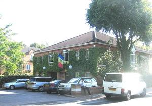 Embassy of Moldova, London - Image: Embassy of Moldova in London