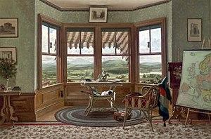 Emil Otto Grundmann - Interior at the Mountains