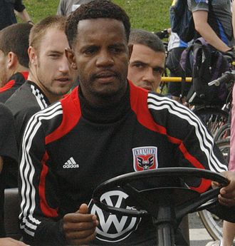 Supporters' Shield - Luciano Emílio won the Golden Boot in 2007, the second year of D.C. United's back-to-back Shield winning seasons.