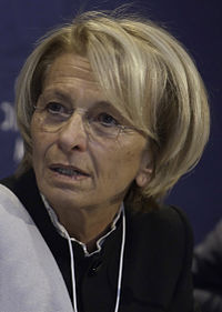 Emma Bonino - World Economic Forum on Europe 2010.jpg