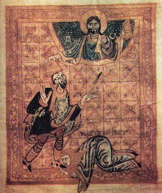 Emma of Mělník - Emma and Saint Wenceslaus