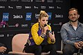 Emma Marrone, ESC2014 Meet & Greet 01.jpg