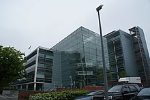 Endeavour House, home of Suffolk County Council - geograph.org.uk - 1305044.jpg