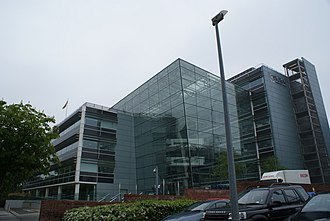 Ipswich Village Development - Image: Endeavour House, home of Suffolk County Council geograph.org.uk 1305044