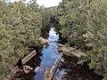 Endrick river at Nerriga Road bridge looking south.jpg