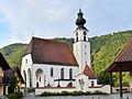 Engelhartszell an der Donau - Pfarrkirche Mariae Himmelfahrt.jpg