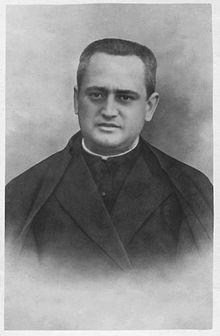El padre Enrique Vidaurreta