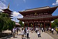Entrée temple Senso-ji.jpg