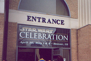 Star Wars Celebration - Star Wars Celebration main entrance