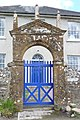 Entrance gate to Newlands Farm - geograph.org.uk - 806937.jpg