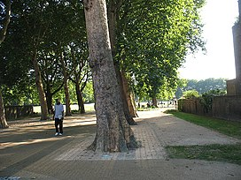 Entrance to Deptford Park - geograph.org.uk - 1449609.jpg
