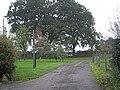 Entrance to Nursery Farm - geograph.org.uk - 1036215.jpg
