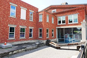 Erie Canal Museum - Image: Erie Canal museum exterior
