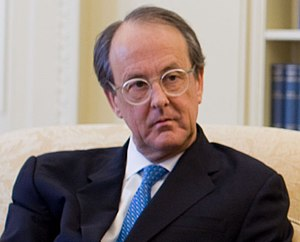 Administrator of the Small Business Administration - Image: Erskine Bowles in 2010