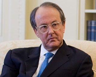 Erskine Bowles American businessman