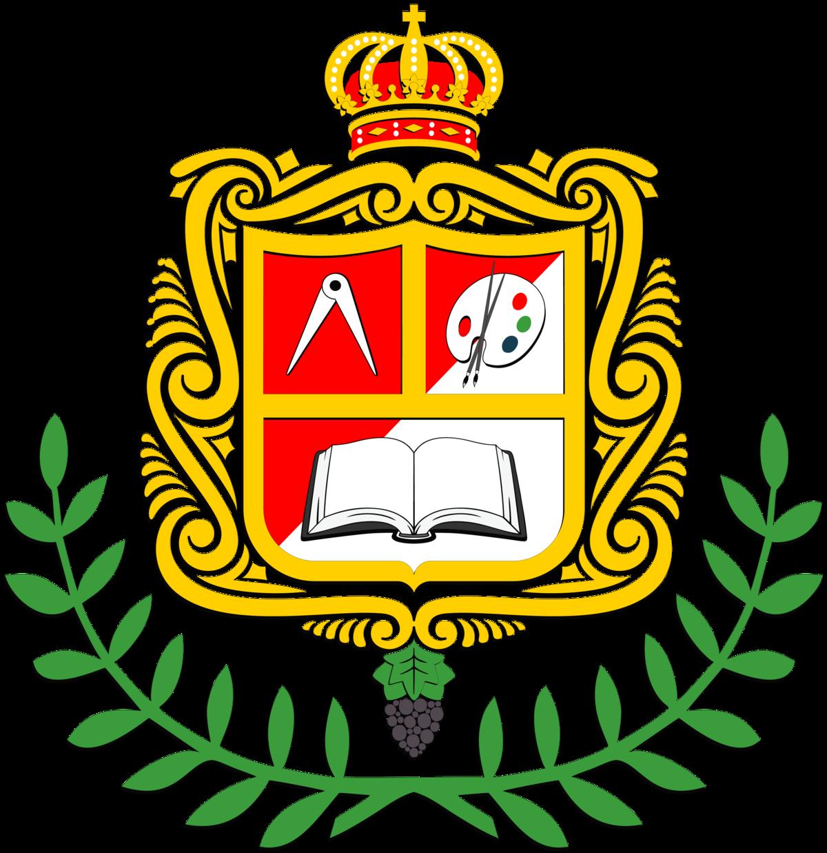 Colegio nacional pichincha wikipedia la enciclopedia libre for Logos para editar