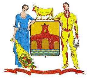 Alberto Adriani Municipality - Image: Escudo Municipio Alberto Adriani