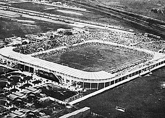 1929 South American Championship - Image: Estadio independiente 1930