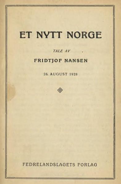 File:Et Nytt Norge.djvu