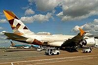 A6-APG - A388 - Etihad Airways