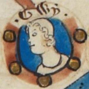 Odo, Count of Penthièvre - Image: Eudes