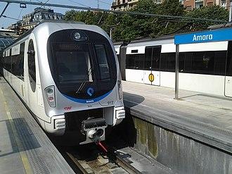 Euskotren Trena - Image: Euskotren Amara