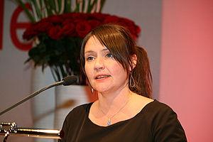Eva Kristin Hansen - Image: Eva Kristin Hansen Arbeiderpartiet