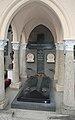 Exel burial vault 02, Alter Friedhof Amstetten.jpg
