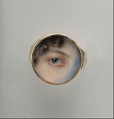 Eye of Maria Miles Heyward