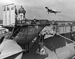 F-4B of VF-102 approaches USS Enterprise (CVAN-65) c1963.jpg