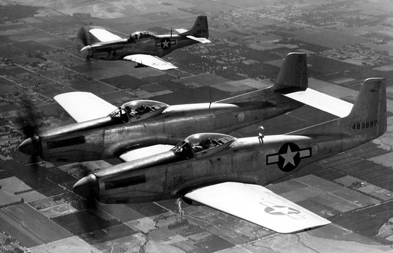 800px-F-82_and_P-51_in_formation_%280607