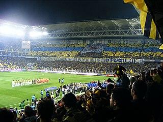 Fenerbahçe S.K. supporters