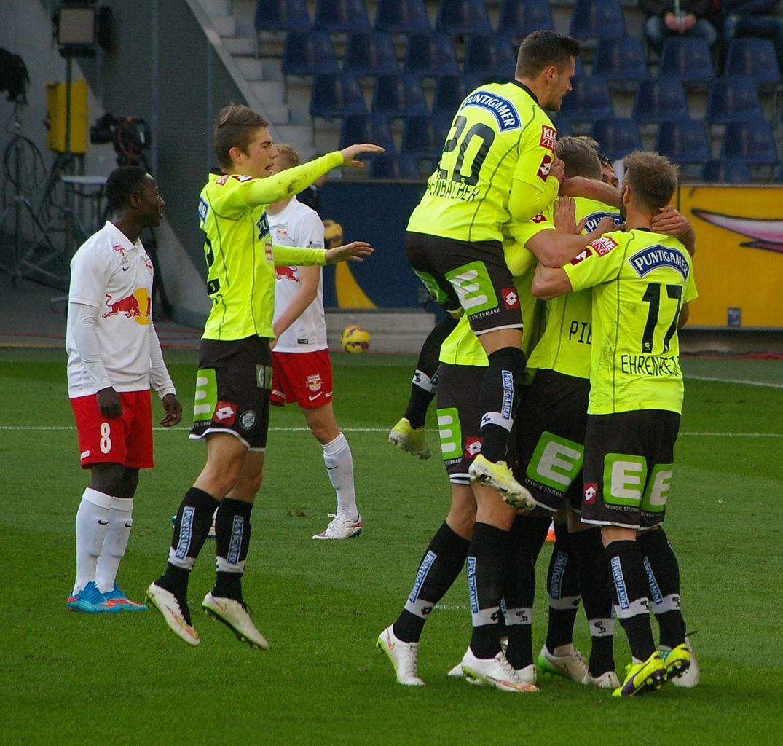 Sturm Graz Salzburg